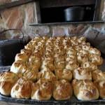El pan casero