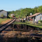 Hora se puede llegar en tren a Estacion Laureles desde Rivera o desde Tacuarembó !!!